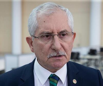 YSK Başkanı: Ümidimiz sonuçları 24.00'ten önce açıklamak