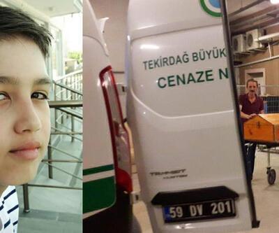 11 yaşındaki Yiğit, 'çakmak gazından öldü' iddiası