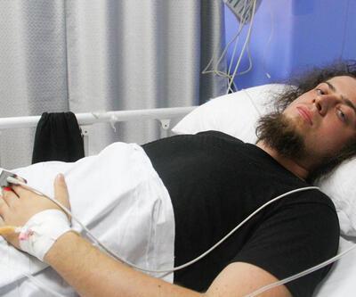 Mısır'da tedavisi devam eden Aref Ghafouri: Kısmi felç olabilirim