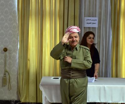 IKBY'de Barzani seçimleri yine kazandı