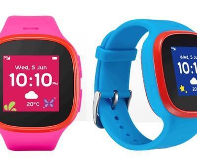 TCL Alcatel Move Time Akıllı Çocuk Saati MT30 incelemesi