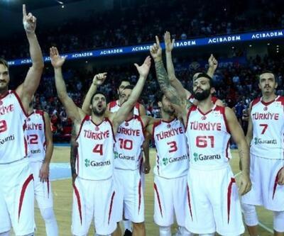 Basketbol: Slovenya-Türkiye maçı izle | Milli maç hangi kanalda, ne zaman?