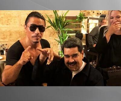 """""""Maduro hesap için iki kamyon para getirmiş"""""""
