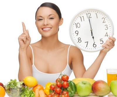 Metabolizmayı hızlandırmak için ne yapmak gerekir?