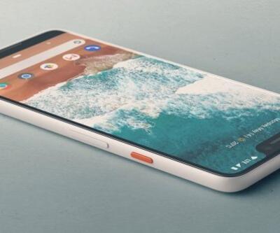 Pixel 3 XL'ın Android Pie arayüzü