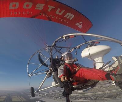 Teknofest İstanbul'da 'Dostum' rüzgârı
