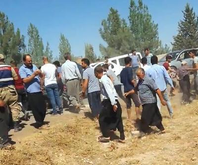Kaçak elektrik tespitine gelen ekibe 50 kişi saldırdı