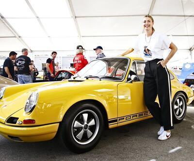 Maria Sharapova Porsche'a bindi