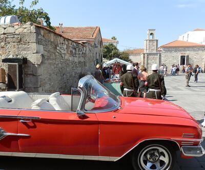 'Mucize 2' filminin çekimlerine Foça'da başlandı