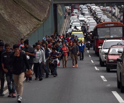 Trump'tan Meksika'ya göçmen tehdidi