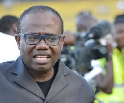 Kwesi Nyantakyi ömür boyu men edildi