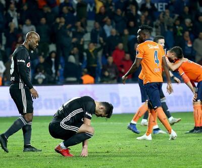 Beşiktaş'ın kabusu bitmedi