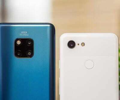 Huawei Mate 20 Pro vs Google Pixel 3