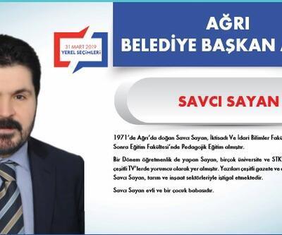Savcı Sayan kimdir? AK Parti Ağrı Belediye Başkan Adayı Savcı Sayan oldu!