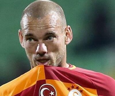Sneijder'ın Adana Demirspor'a transferine sponsor engeli