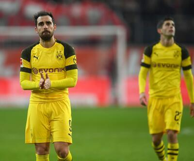 Borussia Dortmund bu sezon ilk kez yenildi