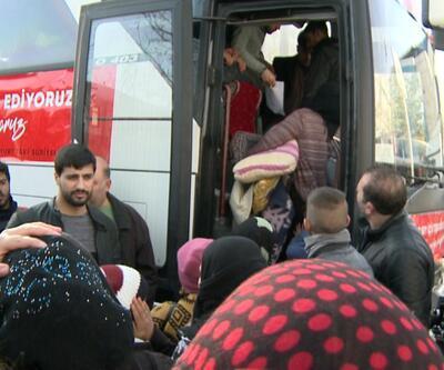 Suriyeliler Afrin ve Halep'e dönüyor