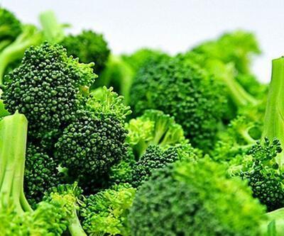 Düzenli Brokoli tüketmek kanseri engelliyor