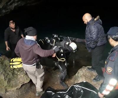 Zeus Mağarası'na yüzmek için girdi, boğuldu