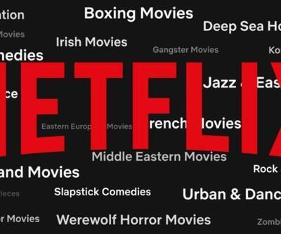 Netflix'in gizli kodları