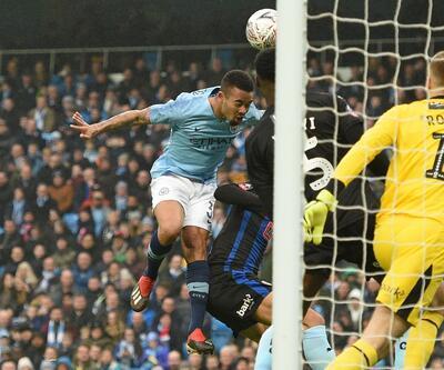 Manchester City 7-0 Rotherham United / Maç özeti