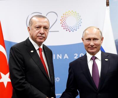Son dakika... Kremlin'den Erdoğan-Putin görüşmesine dair açıklama