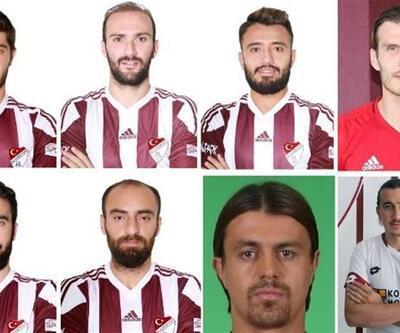 Elazığspor'da 12 futbolcu sözleşmesini feshetti