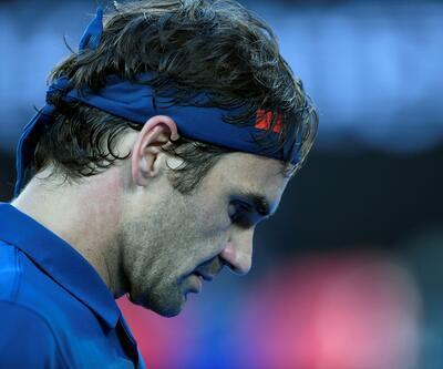 Roger Federer Avustralya Açık'a veda etti
