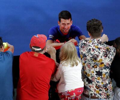 Novak Djokovic, 3-1'le çeyrek finalde
