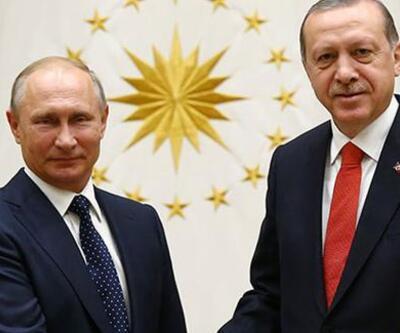 Son dakika:  Erdoğan- Putin görüşmesi öncesi flaş açıklama