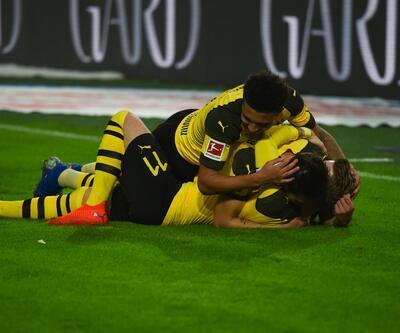 Borussia Dortmund 5 golle kazandı