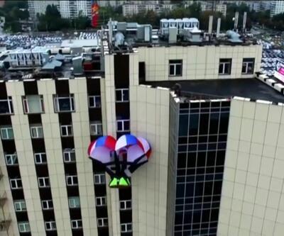 Gökdelenler için hava yastığı üretildi