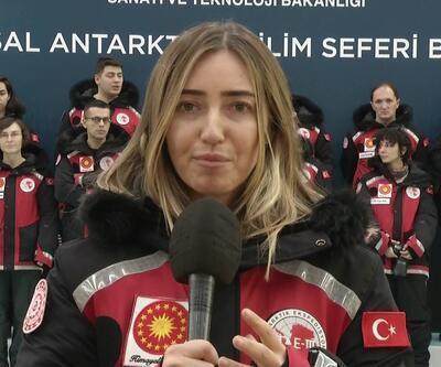 Şahika Ercümen 'Beyaz Kıta'da yapacağı dalışı CNN TÜRK'e anlattı