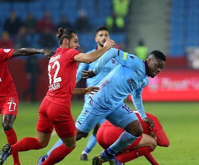 Trabzonspor 0 - 0 Ümraniyespor / Maç özeti