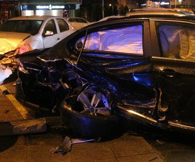 İstanbul'da iki ayrı kaza: 4 yaralı