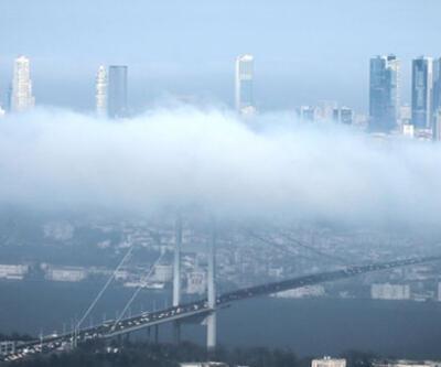 Son dakika: Meteoroloji'den sis uyarısı geldi