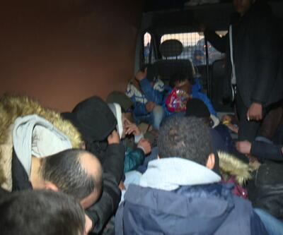Kaçakçılar izlendiklerini fark etmedi - Göçmenlerin İzinde - 2