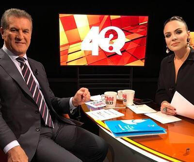 DSP'nin Şişli adayı Mustafa Sarıgül, 40 programında soruları yanıtladı