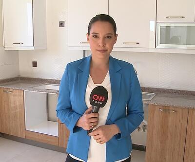 CNN TÜRK TOKİ'nin örnek dairesini gezdi
