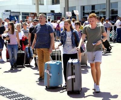 Son dakika... Turist sayısı şubatta yüzde 9,4 arttı