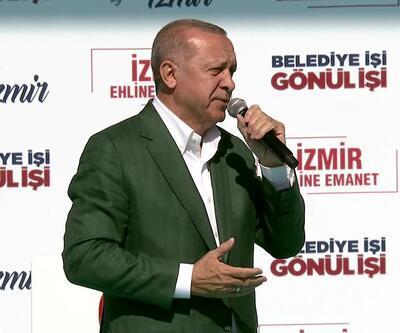 Erdoğan'dan HDP'li Temelli'nin, CHP adayları İmamoğlu ve Yavaş hakkındaki sözlerine flaş yorum