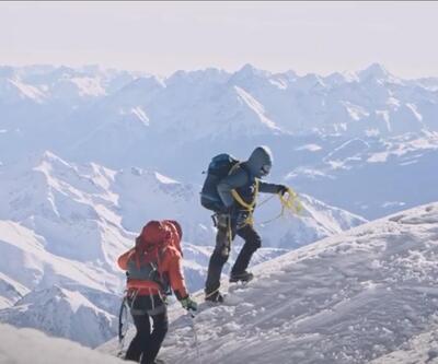 THY'nin yeni reklam filmi yayında: Engelleri aşarak zirveye ulaşanların hikayesi