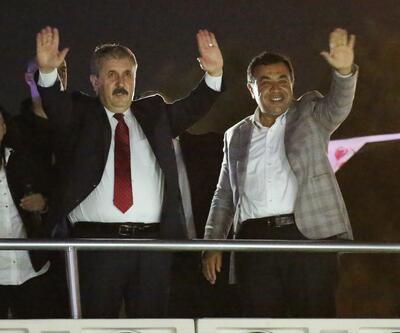 Destici: HDP'nin kazanma ihtimalinin olduğu yerlerde...
