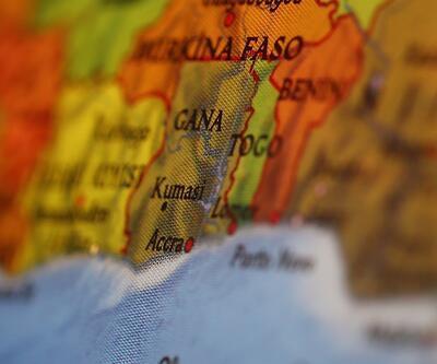 Son dakika... Gana'da iki otobüs çarpıştı: 50 ölü