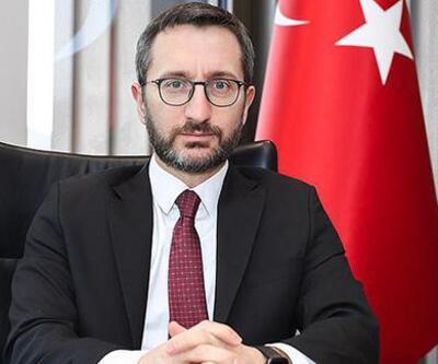 Cumhurbaşkanlığı İletişim Başkanı Altun'dan Yazıcıoğlu mesajı