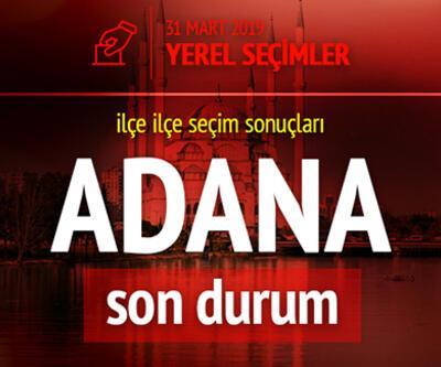 Son dakika: İşte Adana oy oranları! Anlık seçim sonuçları
