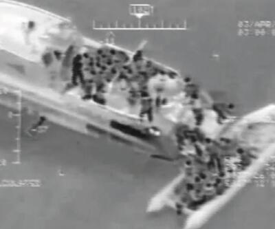 Didim'de 17'si çocuk 41 kaçak göçmen kurtarıldı