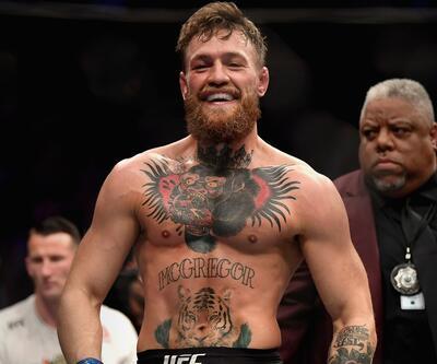"""""""Çocuğumun babası Conor McGregor"""""""