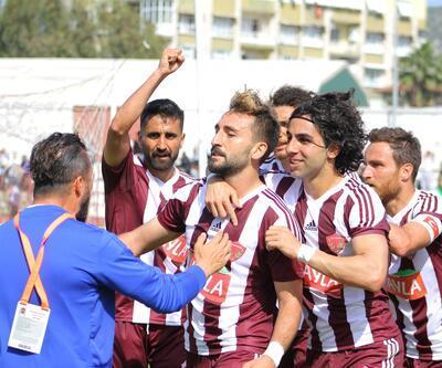 Hatayspor'da şampiyonluk sesleri yükseliyor