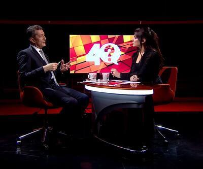 Milli Eğitim Bakanı Ziya Selçuk, 40'ta soruları yanıtladı